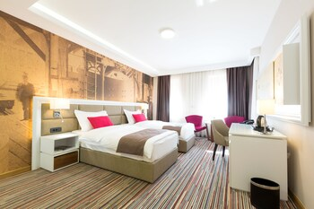 Bild vom Hotel Tesla - Smart Stay in Belgrad