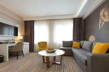 ภาพ Hotel Tesla - Smart Stay ใน เบลเกรด