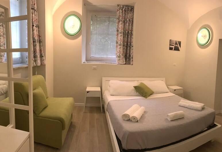 Bed&BikeRome Rooms, Rim, Trokrevetna soba (Biciclo), Soba za goste