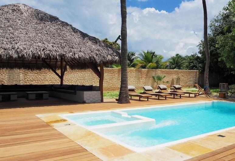 Barra Grande Beach Club, Cajueiro da Praia, Āra baseins