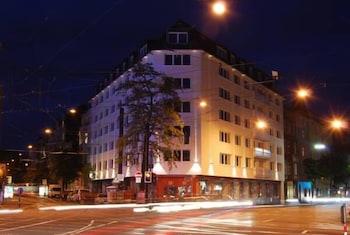 Naktsmītnes Belle Etage by Studiotel attēls vietā Diseldorfa