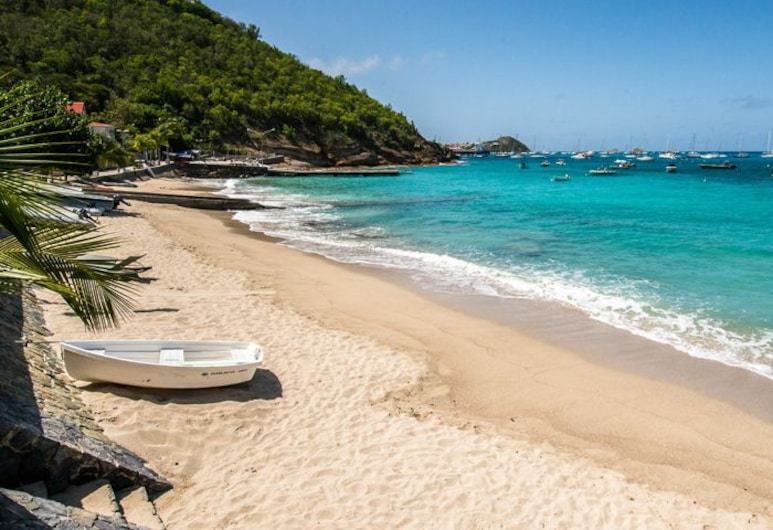 Appartement Le Rocher, St. Barthelemy, Beach