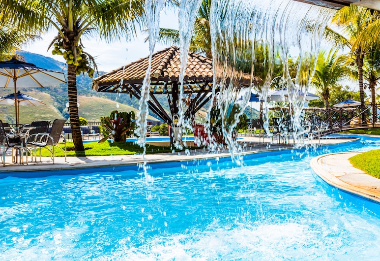 Balneário do Lago Hotel, Capitolio, Outdoor Pool