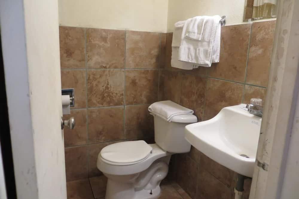 雙人或雙床房, 2 張加大雙人床, 非吸煙房 - 浴室