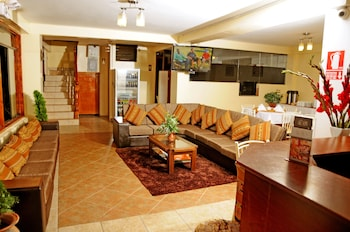 Bild vom Seven Mapi Hotel in Machu Picchu