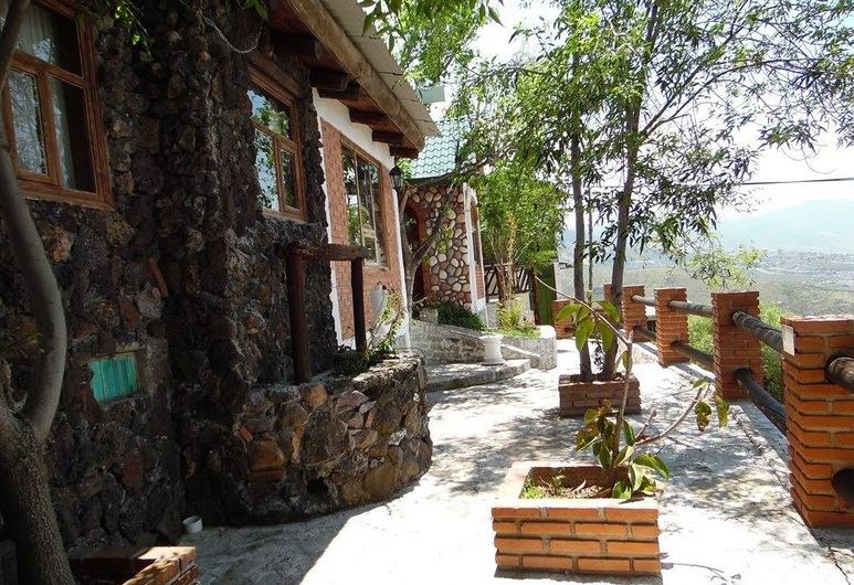 Hotel Boutique Casa al Aire, Pachuca, Enceinte de l'établissement