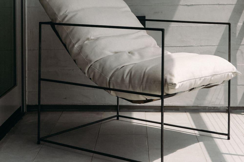 奢華套房, 1 張特大雙人床, 陽台 - 陽台