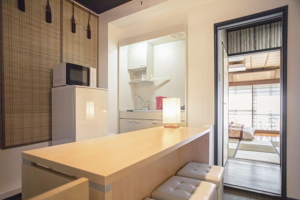 Apartment, 1 Schlafzimmer, Nichtraucher, Gartenblick - Gemeinschaftsküche