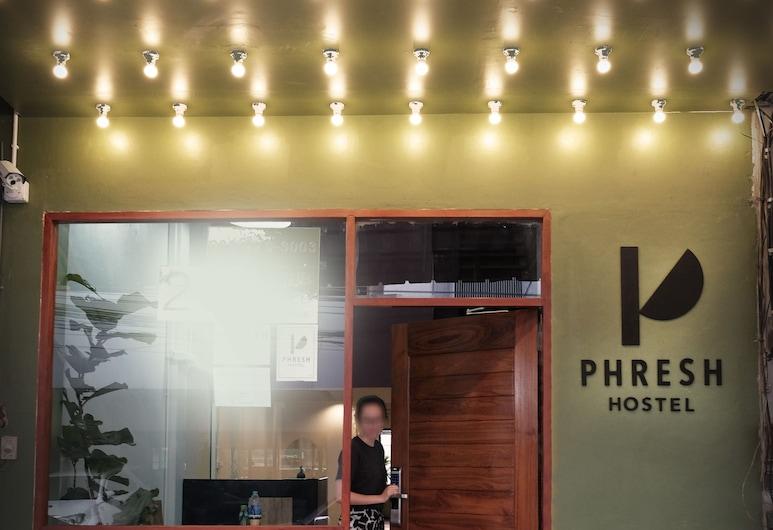 フレッシュ ホステル, バンコク, ホテル エントランス