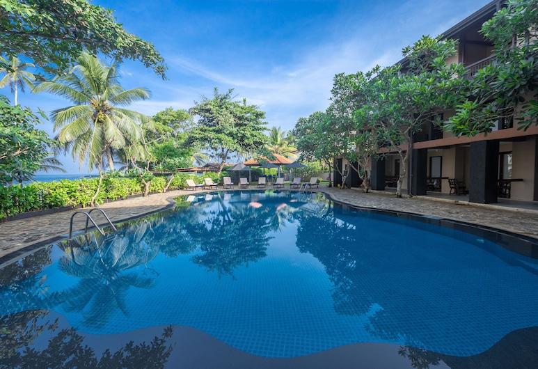 Earl's Reef Hotel, Берувала, Открытый бассейн