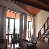 Rodinný dvojposchodový apartmán, 1 spálňa, výhľad na hory - Obývacie priestory