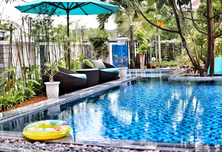 Gateway Inn Hoi An, Hoi An, Deluxe Single Room, Smoking, Garden View, Outdoor Pool