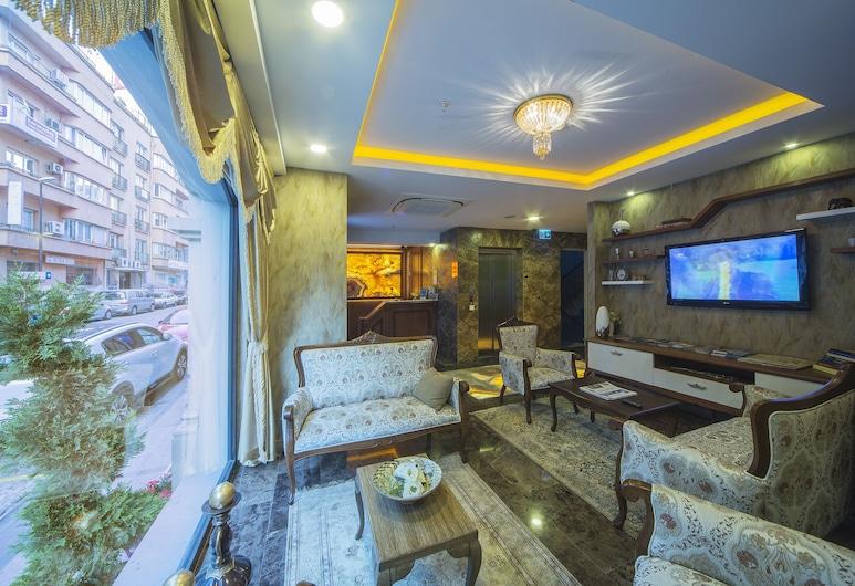 Gulec Hotel, Istanbul, Lobbylounge
