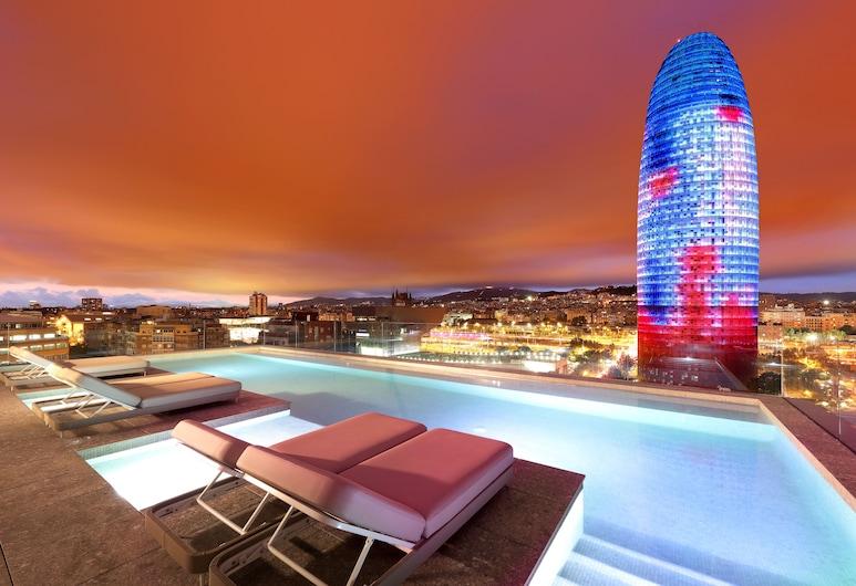 Hotel SB Glow, Barcelona, Vanjski bazen