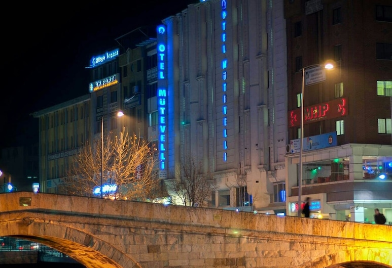 Mütevelli Otel, Kastamonu, Hotel Front – Evening/Night