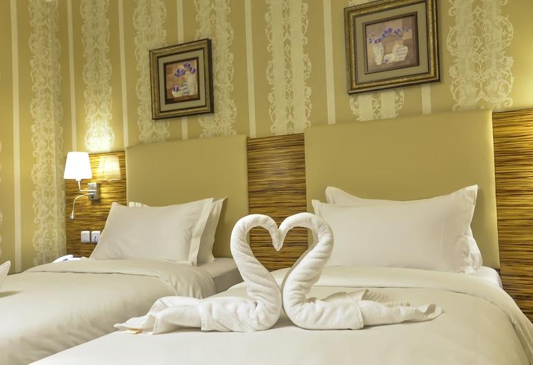 فندق كراون تاون, جدة, غرفة عادية لاثنين - سريران فرديان منفصلان, غرفة نزلاء