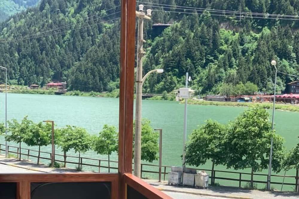Apart Daire, Balkon, Göl Manzaralı - Oturma Odası