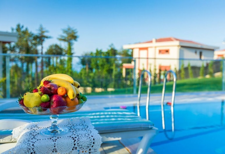 Al Nawras Resort, Sapanca, Utomhuspool