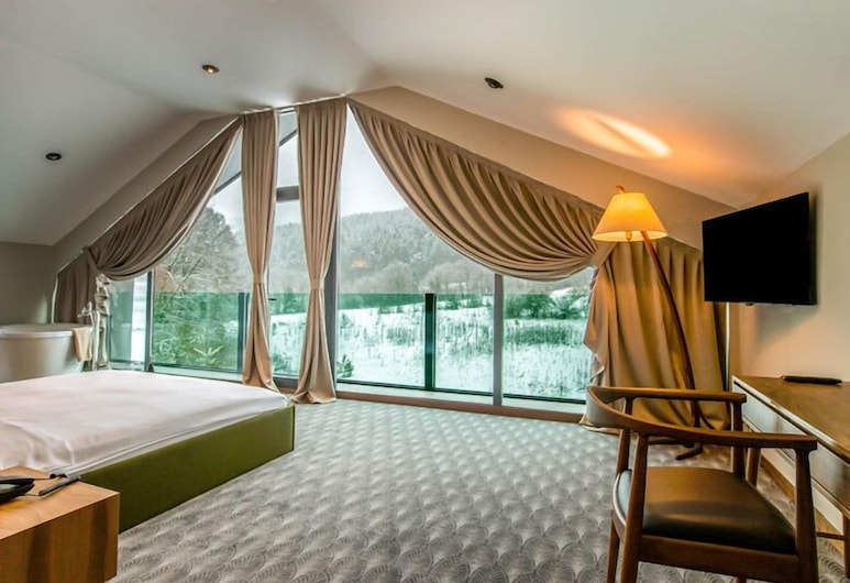 Abant Lotus Otel, Bolu, Guest Room