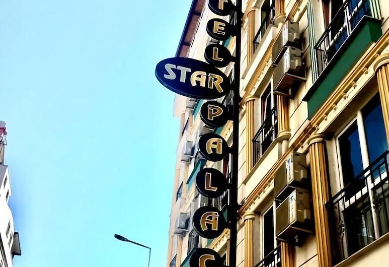 Otel Star Palace, Antalya, Hotel Front