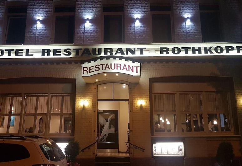 Hotel Restaurant Rothkopf, Euskirchen, Hotel homlokzata