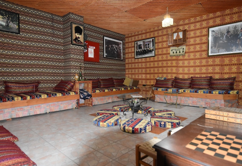Sifa Termal Hayat Suyu Hotel, Кизилджахамам, Вестибюль