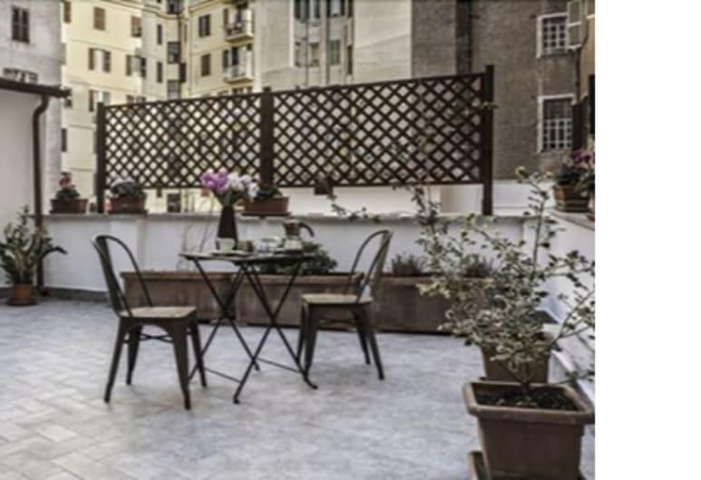 Roma Capoccia, Rome, Terrace/Patio