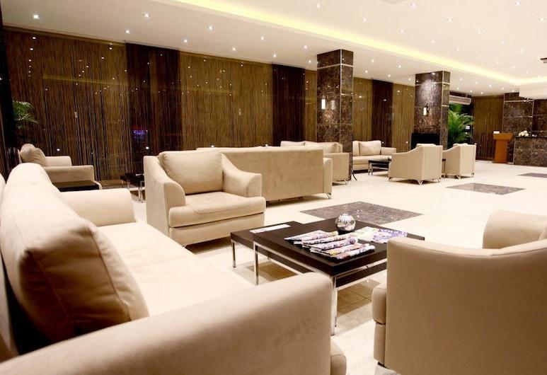 Pietra Hotel, Анкара, Вестибюль