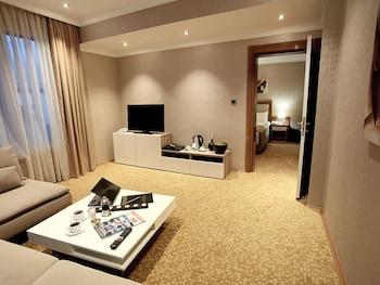 Ankara bölgesindeki Pietra Hotel resmi