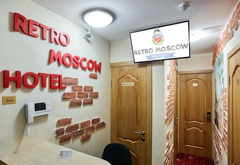 Retro Moscow on Kurskaya, Moskwa