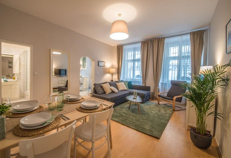 Apartments Rybna 2, Prag, Classic-lejlighed (2), Opholdsområde