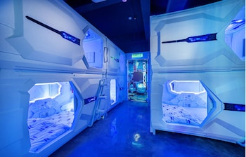 Picture of Riccarton Capsule Hotel - Hostel in Kuala Lumpur