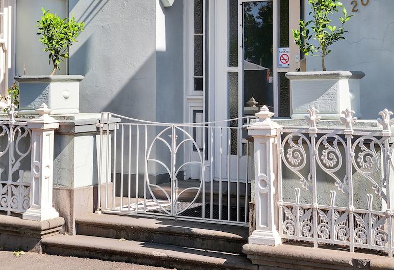 بالارات سنترال بيد آند بريكفاست, Ballarat, مدخل الفندق