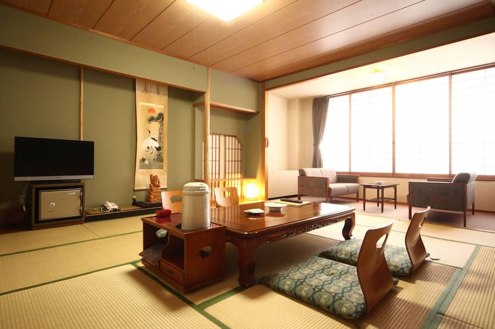 Japanese Style Room - In-Room Dining