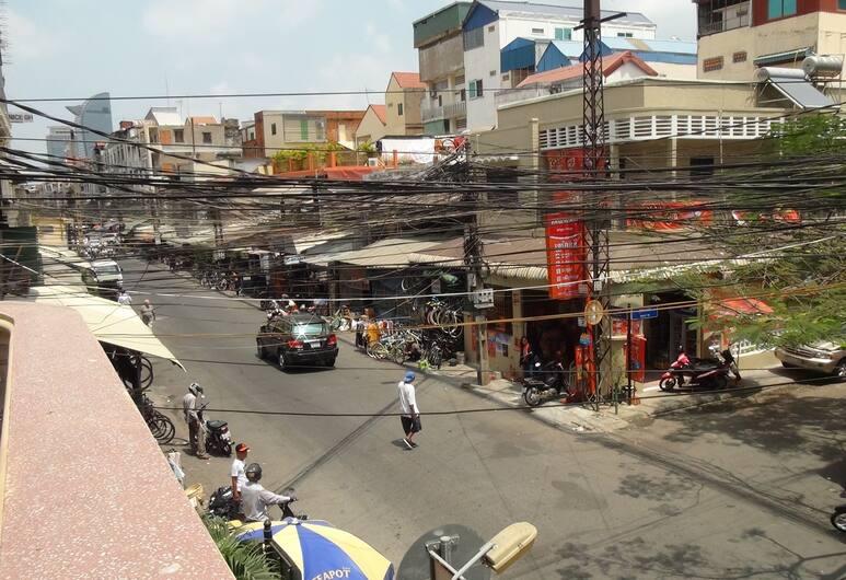 Hong Phann Guest House, Phnom Penh, Výhľad z hotela