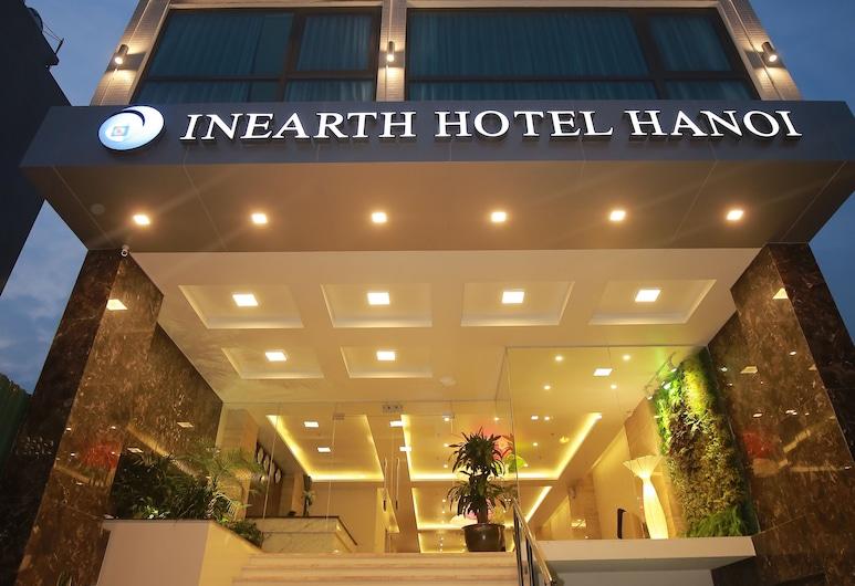 INEARTH HOTEL HANOI, Hanoi, Hotel Front – Evening/Night