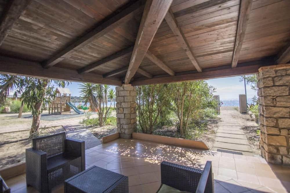 Apartmán typu Deluxe, 3 spálne, výhľad na more - Výhľad na vodnú plochu