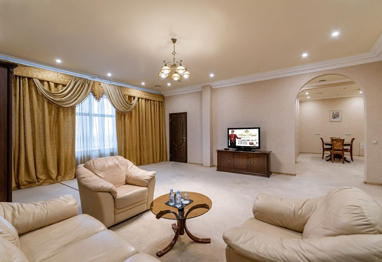 Hotel Royal, Moscow, Junior Suite, Living Room