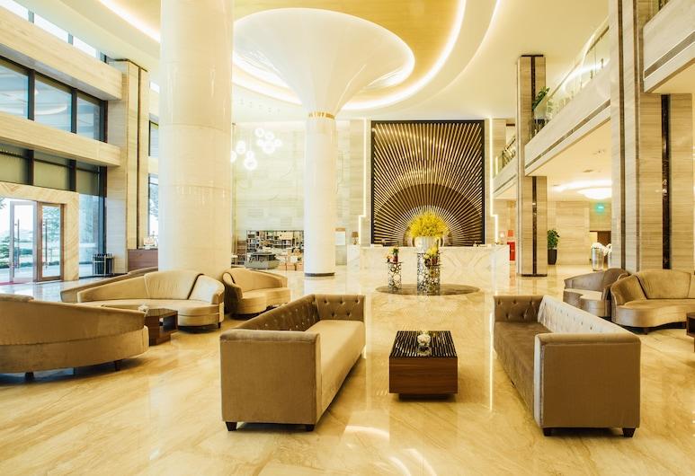 Muong Thanh Luxury Phu Tho Hotel, Viet Tri, Lobby Sitting Area