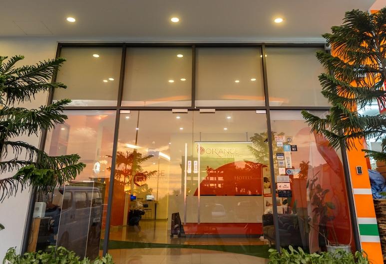 Orange Hotel KLIA & KLIA2, Sepang, Exteriér