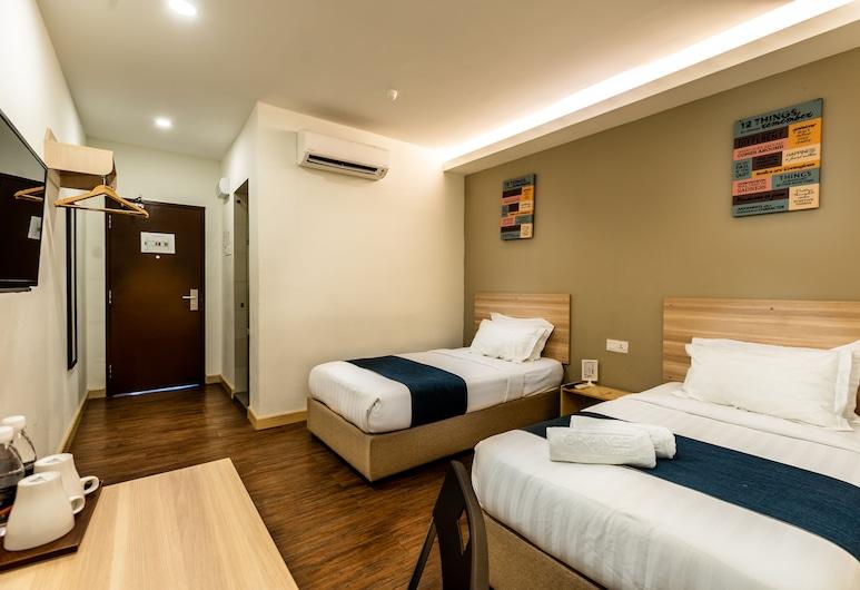 Orange Hotel KLIA & KLIA2, Sepang, Standardna četverokrevetna soba (With Lift), Soba za goste