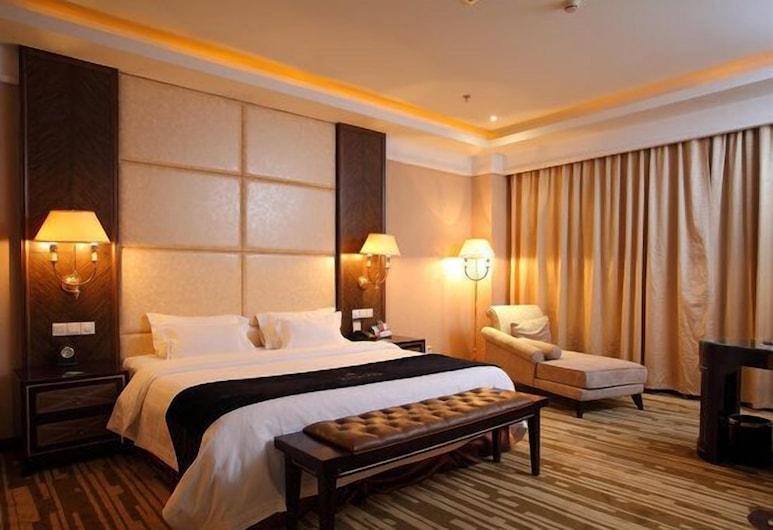 Qingdao Danube International Hotel, Thanh Đảo, Phòng