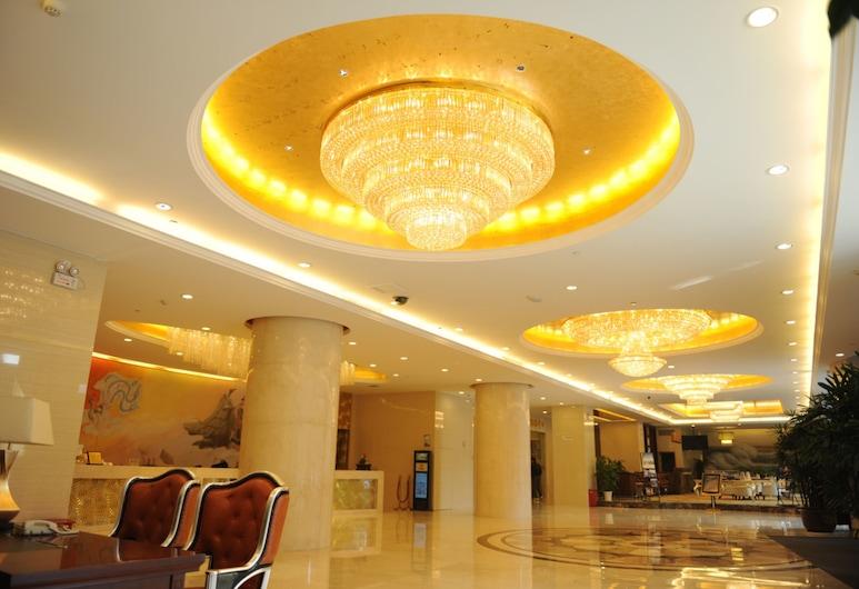 Wuhan Sentai Zhongyang Hotel, Wuhan, Hall