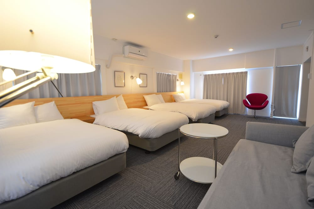 Quadruple Room with Sofa Bed, Non Smoking (Sofa Bed for 5th Person) - Guest Room