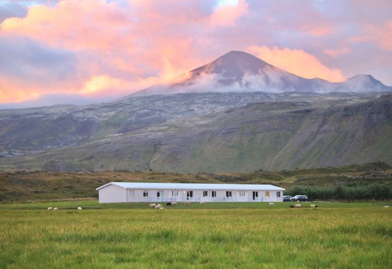 Lava Water - Miðhraun, אייג'ה- אוג מיקלאהולטסהרפור, דירה, 4 חדרי שינה (Hlíðin A), שטחי הנכס