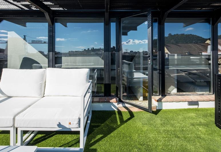 Nomeolvides Malagaflat, Málaga, Penthouse, 2 spavaće sobe, terasa (5), Terasa/trijem