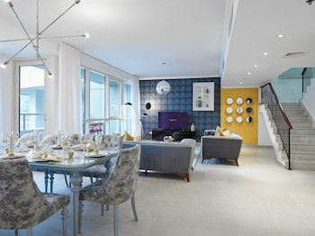 Picture of Dream Inn Dubai Duplex Marina Quays in Dubai