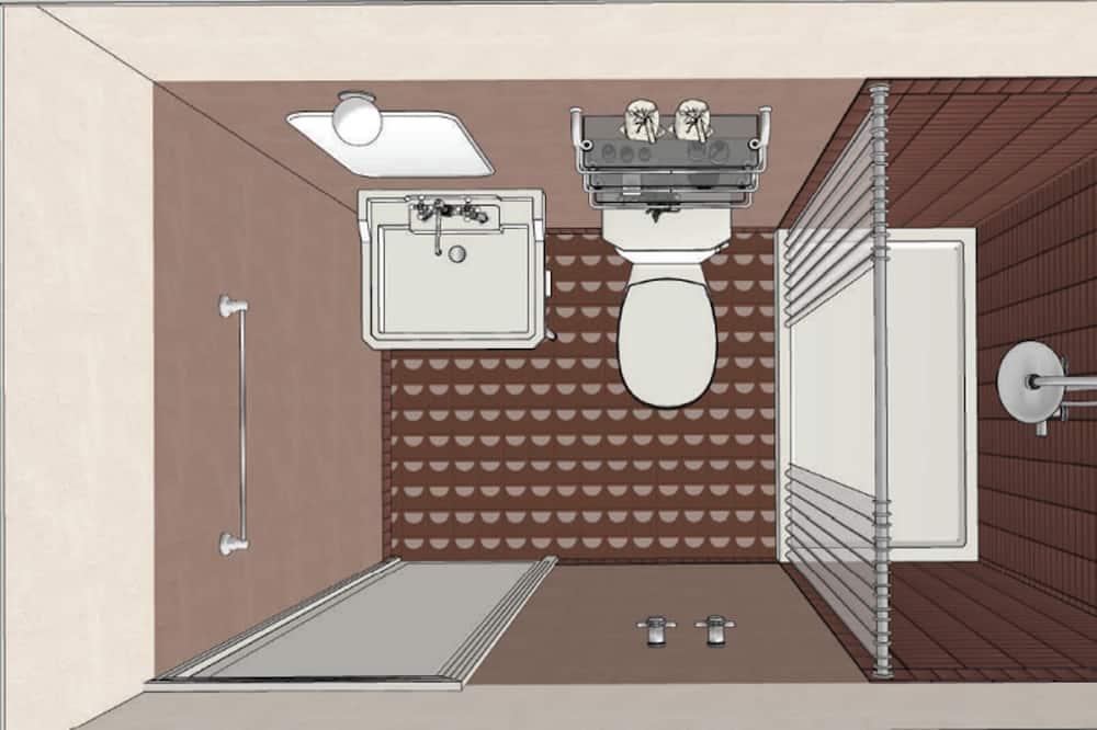 Standard Στούντιο - Μπάνιο
