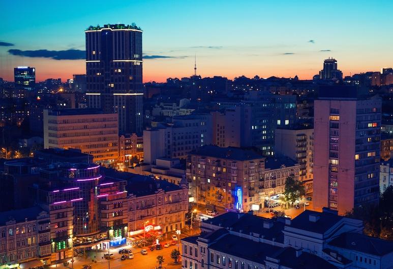 بارك إن باي راديسون كاييف ترويتسكا, Kyiv, جناح جونيور, منظر من الفندق