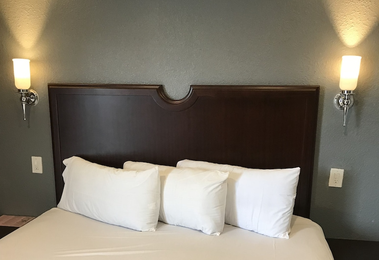 Relax Inn Motel, Flagstaff, Deluxe-Zimmer, 1King-Bett, Zimmer